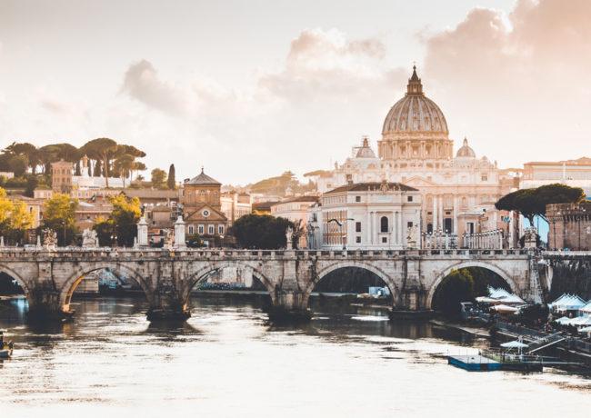 VOYAGE DE FAMILIARISATION: ITALIE ET CROISIÈRE AVEC MSC