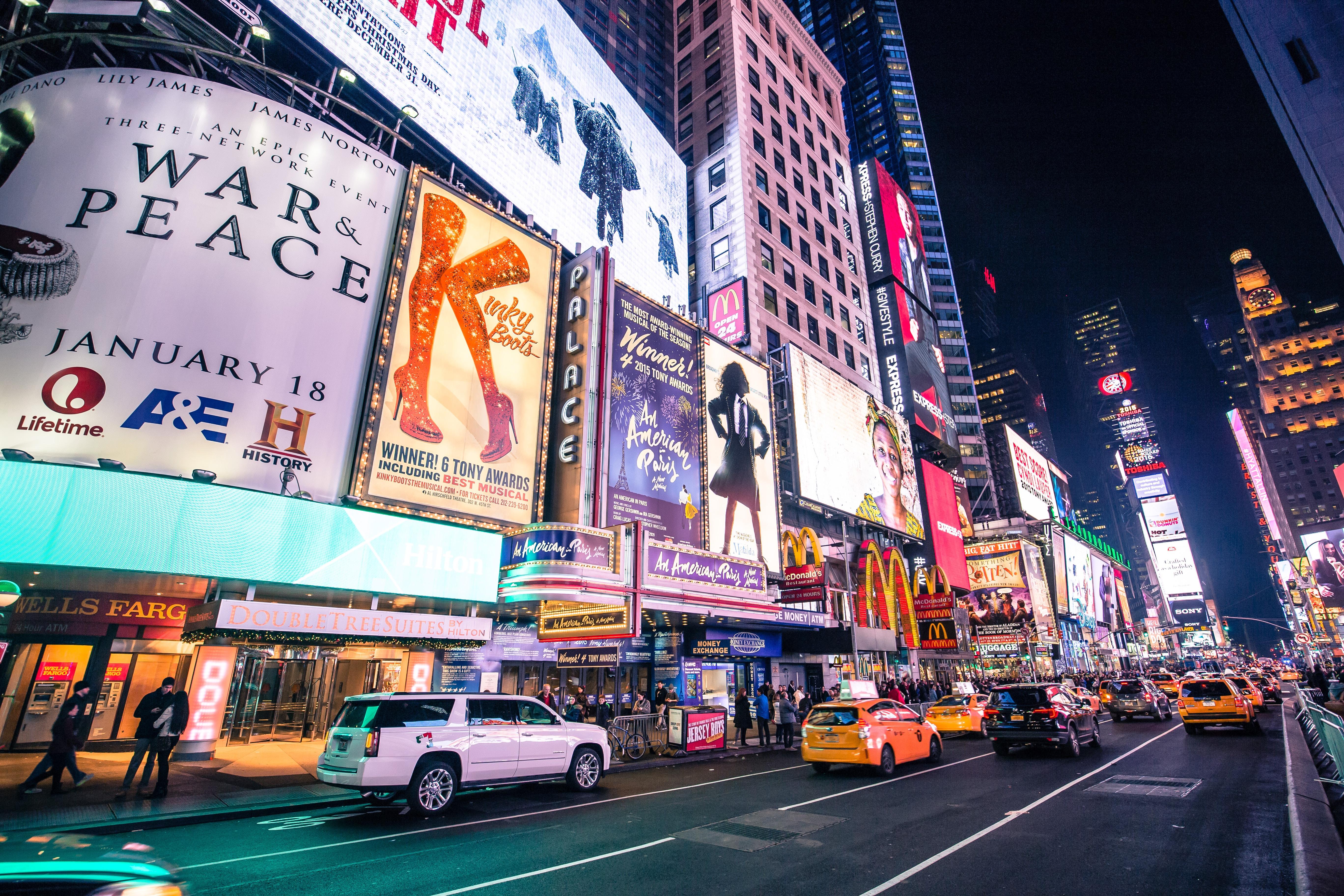 ESCAPADE URBAINE – NEW YORK